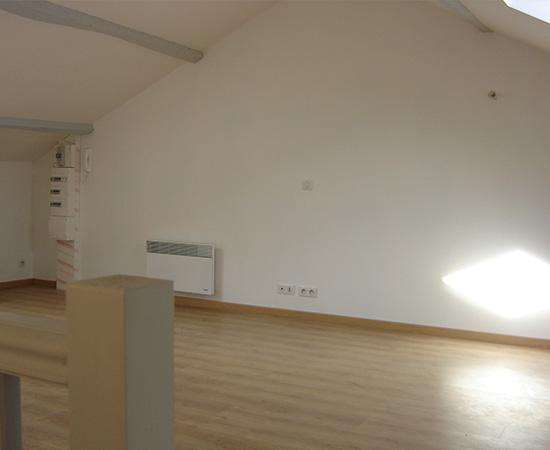 Rénovation Totale d'un studio (Chailly-en-Bière 77)