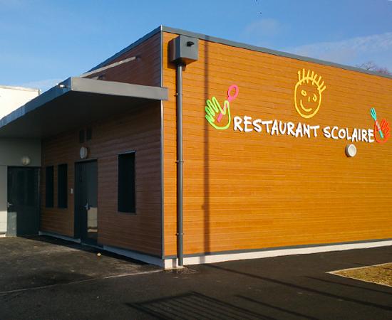 Restaurant scolaire (77670 VERNOU la celle)