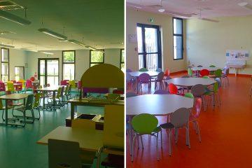 Salle Restaurant Maternelles et Primaires
