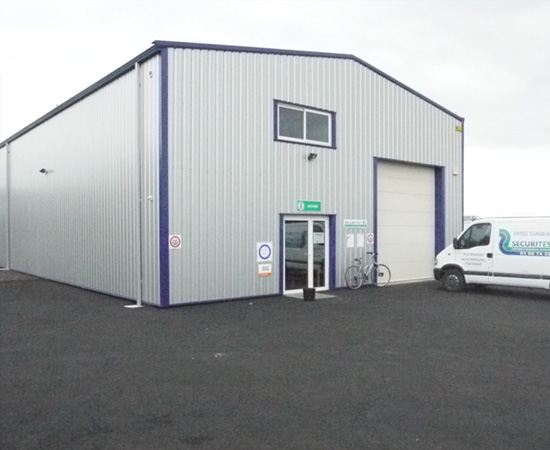Centre de contrôle automobile SECURITEST (Ecuelles 77)