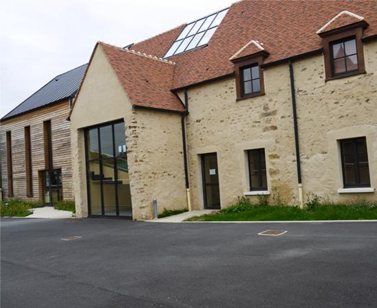 Nouvelle Ecole maternelle Jacques Louis DAVID (Ozouer-le-voulgis - 77390)